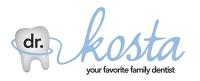 Logo for Dr. Kosta's Dental Office