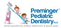 Logo for Preminger Pediatric Dentistry PLLC