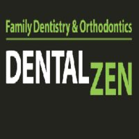 Logo for DentalZen - Pickering
