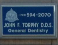 Logo for John F Torphy DDS.