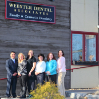 Logo for Webster Dental Associates