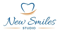 Logo for New Smiles Studio, Dental Practice of Melanie Marshall DDS