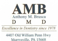 Logo for Anthony Brusca DMD