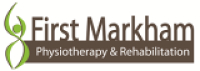 Logo for First Markham Physiotherapy and Rehab