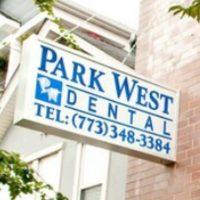Logo for Park West Dental