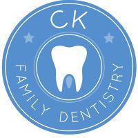 Logo for CK Family Dentistry