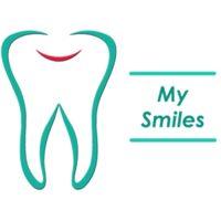 Logo for My Smiles - Joliet