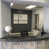 Logo for Whiting Family Dental