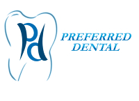 Logo for Preferred Dental