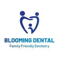 Logo for Blooming Dental