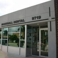 Logo for Dr. Richard M. Marshall, DDS
