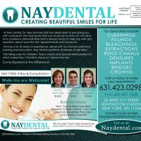 Logo for Nay Dental PLLC