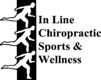 Logo for In Line Chiropractic Sports & Wellness Clinic