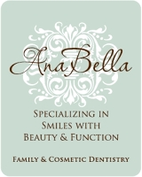 Logo for AnaBella Family & Cosmetic Dentistry