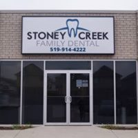 Logo for Stoney Creek Family Dental