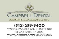 Logo for Jarrod Campbell Dental
