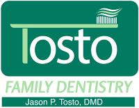 Logo for Tosto Family Dentistry