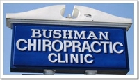 Logo for Bushman Chiropractic Clinic