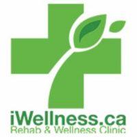 Logo for iWellness.ca Rehab & Wellness Clinic: Dr. John Balkansky