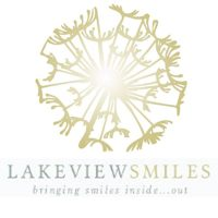 Logo for Lakeview Smiles