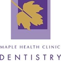 Logo for Maple Health  Dental Clinic