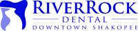 Logo for RiverRock Dental