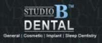 Logo for StudioB Dental