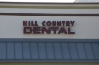 Logo for Hill country Dental