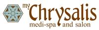 Logo for My Chrysalis Medi-Spa and Salon