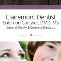 Logo for Clairemont Dentist