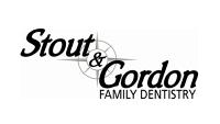 Logo for Stout & Gordon Family Dentistry