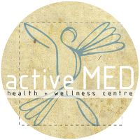 Logo for Active-Med Health and Wellness Centre
