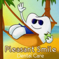 Logo for Pleasant Smile Dental Care