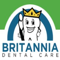 Logo for Britannia Dental Care
