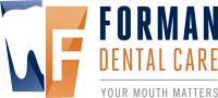 Logo for Forman Dental Care