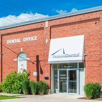 Logo for Station Dental Office