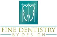Logo for Fine Dentistry By Design, Lisa Wang, DMD, MS