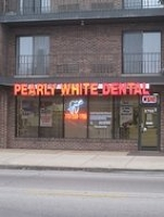 Logo for Pearly White Dental