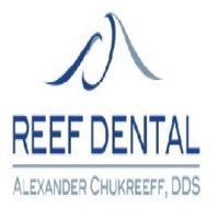 Logo for Reef Dental