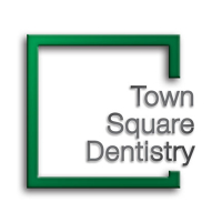 Logo for Town Square Dentistry