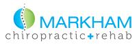 Logo for Markham Chiropractic + Rehab
