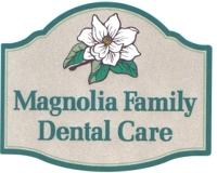 Logo for Magnolia Family Dental Care