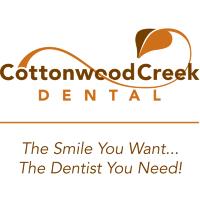 Logo for Cottonwood Creek Dental - Dr. Mike Dolby