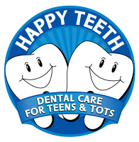 Logo for Happy Teeth