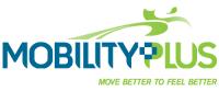 Logo for Mobility Plus Sports Rehab