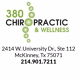 380 Chiropractic & Wellness
