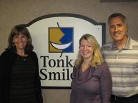 Logo for Tonka Smiles