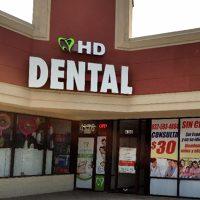 Logo for HD Dentistry