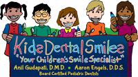Logo for Kids Dental Smiles