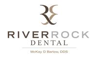 Logo for River Rock Dental